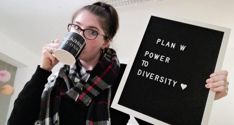Lauren und PlanW