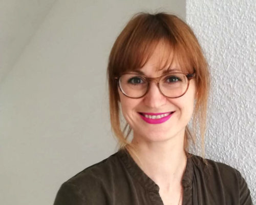 Kristina Scheuermann, Senior Consultant bei PlanW